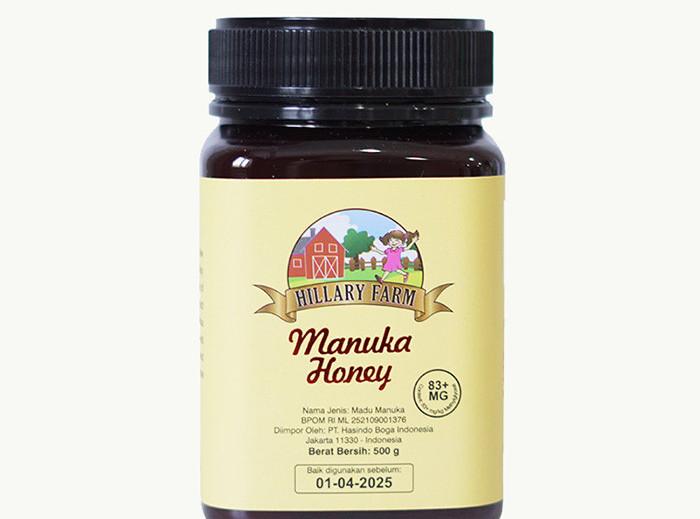 Madu Manuka Honey Terkenal di Indonesia
